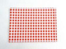 KOH-I-NOOR Ubrus PVC 65x50cm červené káro