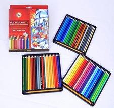 Pastelky Polycolor sada 72 barev Koh-i-noor 3837