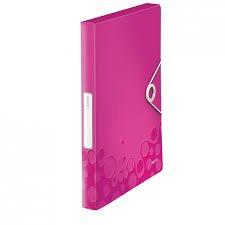 Box na dokumenty Wow - A4, růžový