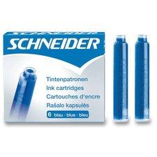 Inkoustové bombičky modré, 6ks