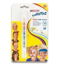 Obličejové barvy Face Fun Family - 7 barev
