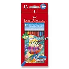 Faber-Castell Watercolour - akvarelové pastelky