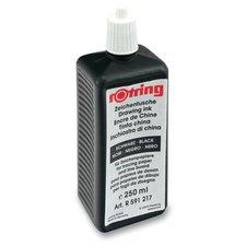 Tuš ROTRING , černá, 250 ml