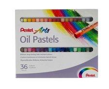 Olejové pastely PENTEL PHN4-36