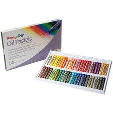 Olejové pastely PENTEL PHN4-50