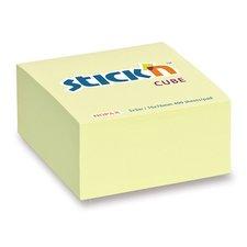 Samolepicí bloček Notes - 76 x 76 mm, 400 listů, žlutý