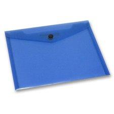 Foldermate - spisovka s drukem A5 - modrá