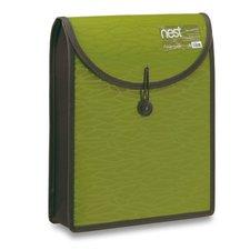 FolderMate Aktovka na dokumenty Nest - A4, olivově zelená