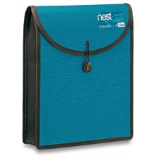 FolderMate Aktovka na dokumenty Nest - A4, modrá