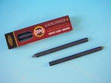 Tuhy 6B průměr 5,6 mm grafitové 80 mm délka