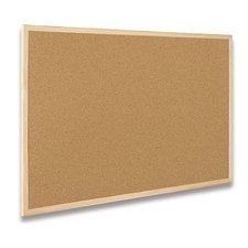 Korková tabule Bi-Office - 80 x 60 cm