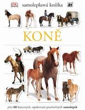 Koně Samolepková knížka