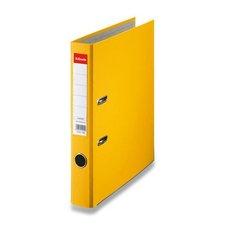 Pákový pořadač Esselte Economy - A4, 50 mm, žlutý