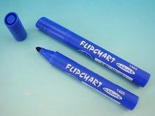 Popisovač flipchart modrý