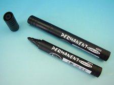 Popisovač permanent černý