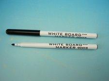 Popisovač white board černý