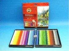 Akvarelové pastelky  48 ks 3713