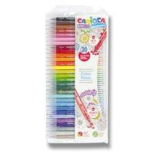 Carioca Fixy Birello - 30 barev