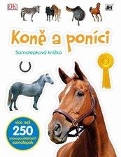 Koně a poníci Samolepková knížka