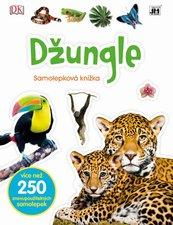 Džungle Samolepková knížka