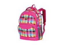 Batoh školní Neon Pink