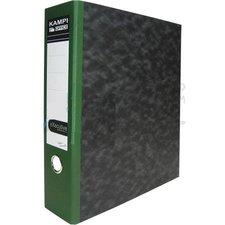 Pořadač pákový A4 8cm Executive - zelený hřbet