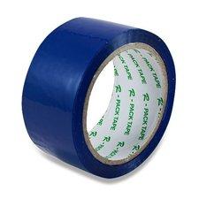 Barevná samolepicí páska Reas Pack - modrá, 48 mm x 66 m