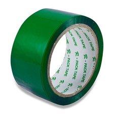 Barevná samolepicí páska Reas Pack - zelená, 48 mm x 66 m