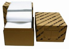 Tabelační papír, 240, 1+3, 500 listů