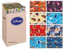 Balící papír role Disney 2x100x70 LUX MIX