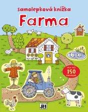 Samolepková knížka Farma