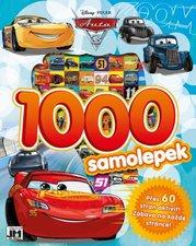 1000 samolepek Auta 3