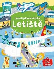 Samolepková knížka Letiště