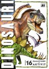 Jiří Models Omalovánky A4 Dinosauři