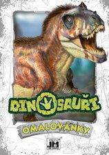 Jiri Models Omalovánky A5 Dinosauři