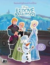 Ledové království - Samolepková knížka