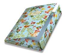 3chlopňové kartónové desky A4 PIGNA Nature