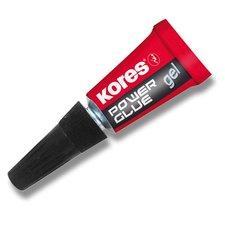 Kores Power Glue - vteřinové lepidlo