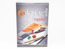 blok AQUARELL 9920/15 A4 předtištěný