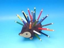Ježek malý s tužkami