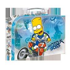 Argus Dětský školní kufřík 35 cm The Simpsons