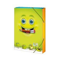 Argus Školní box na sešity A5 Funny Faces