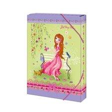Argus Školní box na sešity A5 Girls Fairy Tales