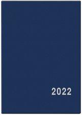 Baloušek Měsíční diář  Anežka  PVC  modrá 2022
