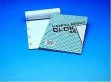 Blok čtvereček A5 4-kroužkový