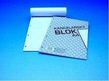 Blok čistý A4 4-kroužkový 14016