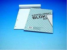 Blok  čtvereček A4 4-kroužkový 14030