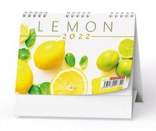 Baloušek Stolní kalendář  Lemon  mini 2022