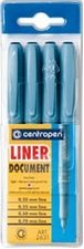 Liner Centropen 2631 Dokument, sada 4ks