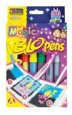 Foukací fix Centropen 1549 Magic, sada 6 kusů, mix barev